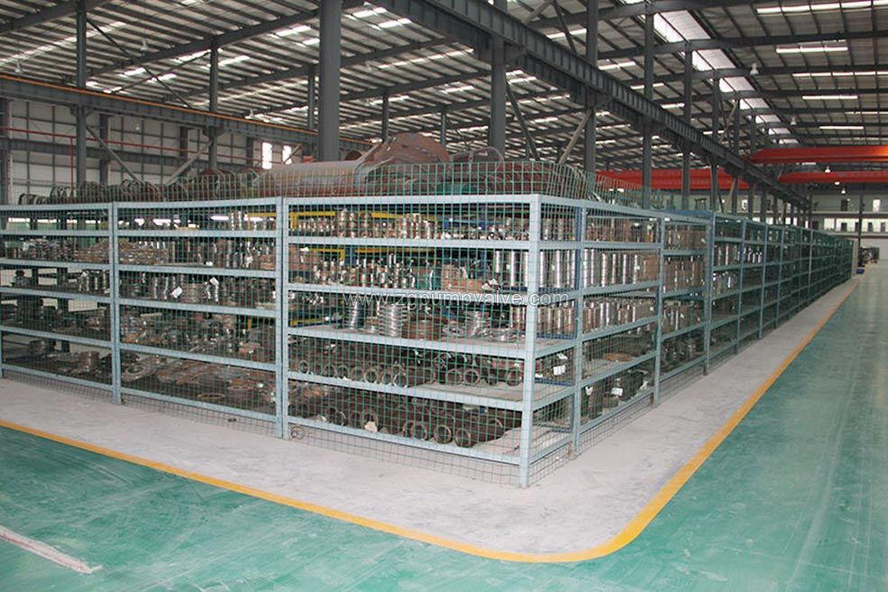 Strict warehouse management system, using ERP system, can achieve tracking and query of every product or spare part in the library.