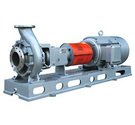 Open impeller pulp pump
