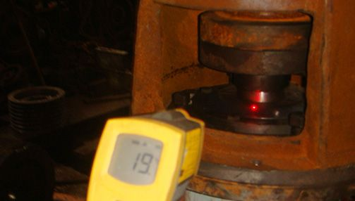 Comprehensive performance parameter test of the whole machine