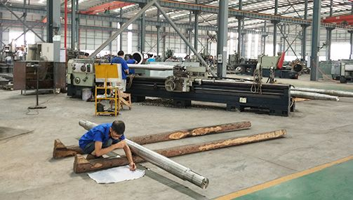 Parts metal processing inspection