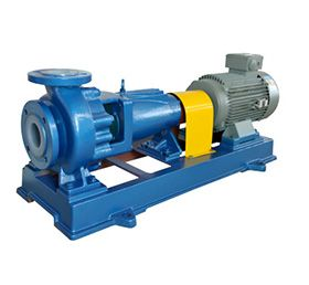 PTFE/PFA lined centrifugal pump