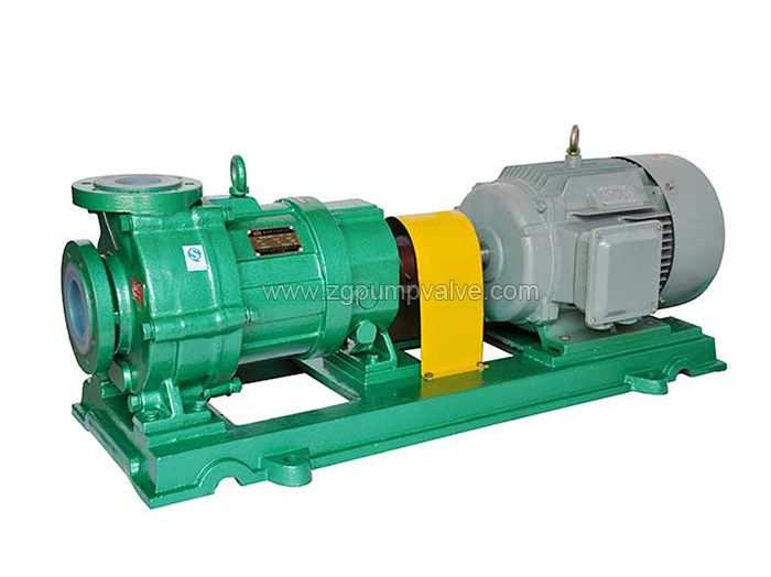 PFA/PTFE lined magnetic drive pump