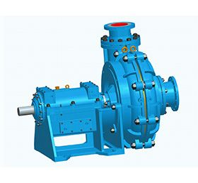 Foam slurry pump