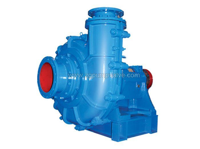 Double-layer slurry pump