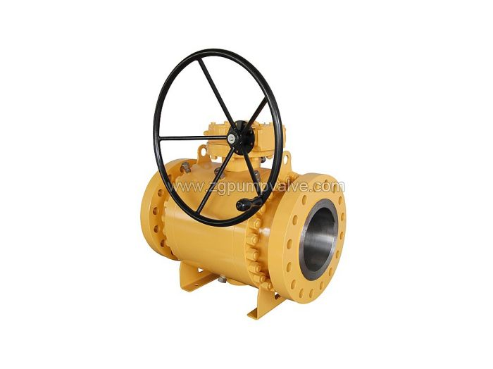 Tube Welded Ball Valve
