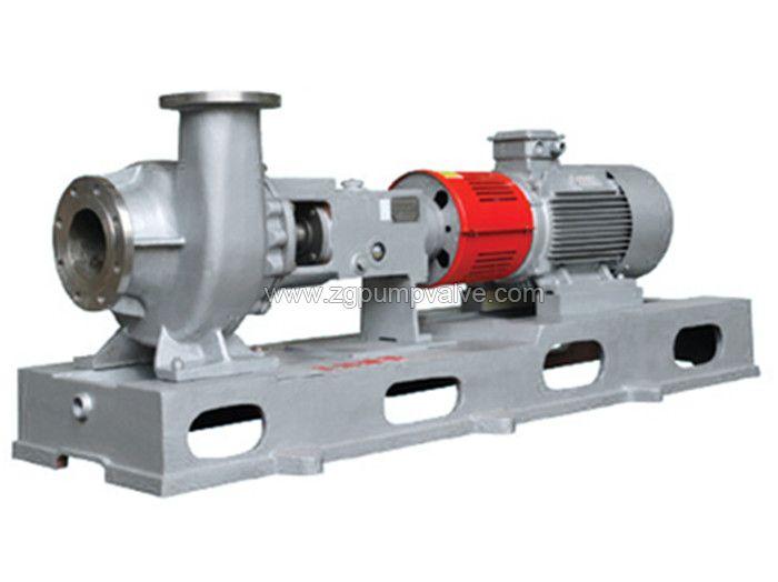 Non-clogging centrifugal slurry pump