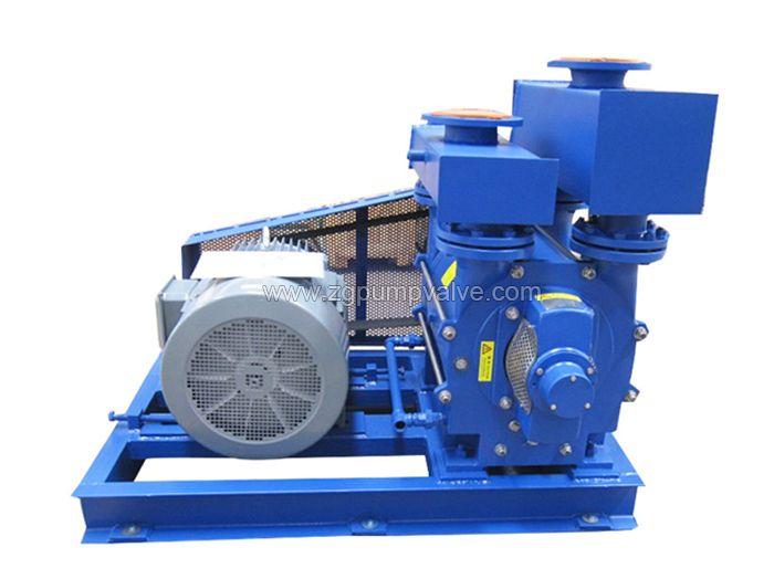 2BEC water ring vacuum pump
