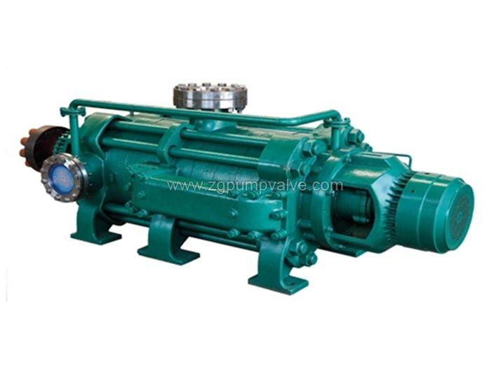 D/DG horizontal multi-stage centrifugal pump