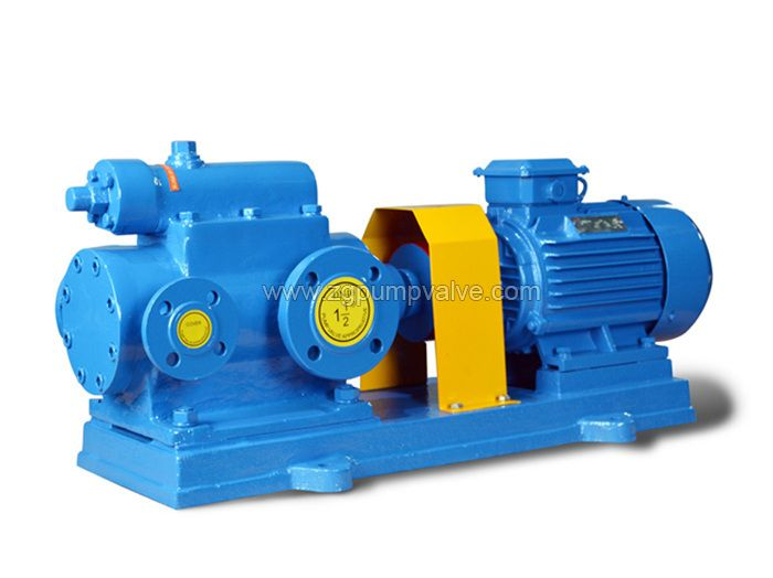 LQ3G insulation three screw pump