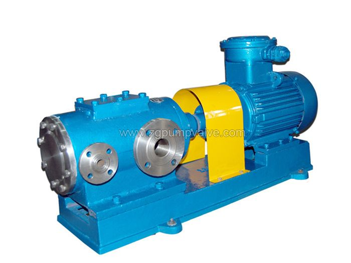LQ3G insulation three screw pump