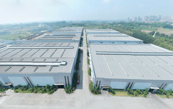 Completely moved into the newly-built modernized factory located in Hi-tech Park, which provided Zigong Pump & Valve the preconditions to construct itself as a top manufacturer of various pumps in China.