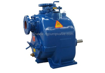 Working Principle of Self-Priming Pump(Part 1)