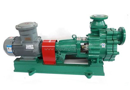 Working Principle of Self-Priming Pump(Part 2)
