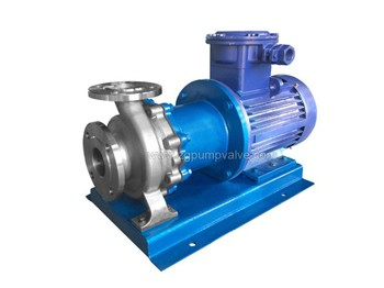 The Working Principle and Structure of Magnetic Pump