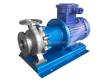 Precautions for Magnetic Pumps
