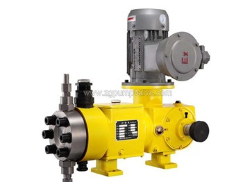 How to Adjust the Flow Rate of Metering Pump?