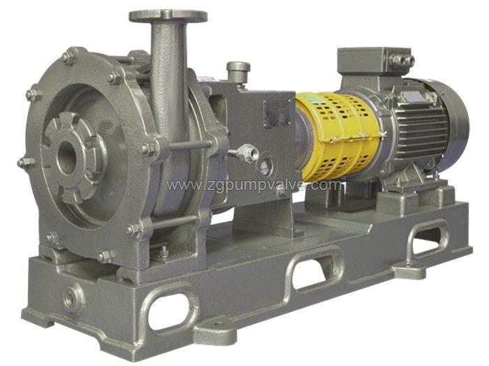 Single-layer casing slurry pump
