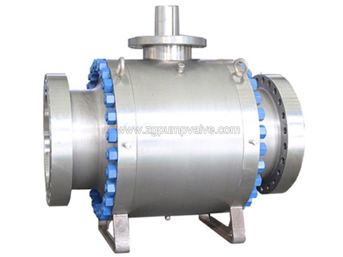 Metal to metal ball valve
