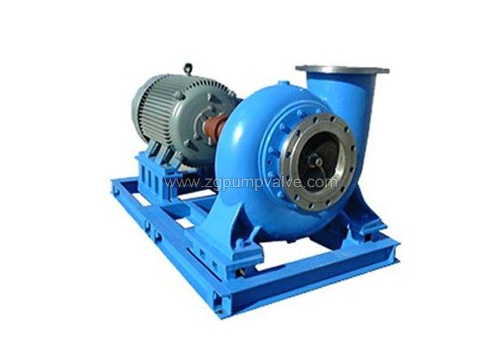 FGD flue gas desulfurization pump
