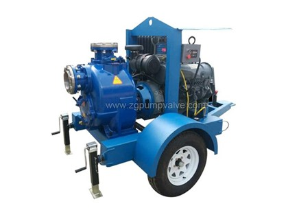 What Is Self Priming Pump?